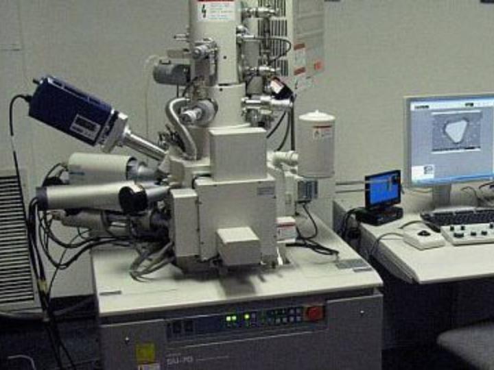 Taramalı Elektron Mikroskobu ile İnceleme