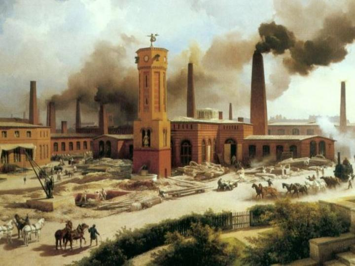 Sanayi Devriminin Sonuçları