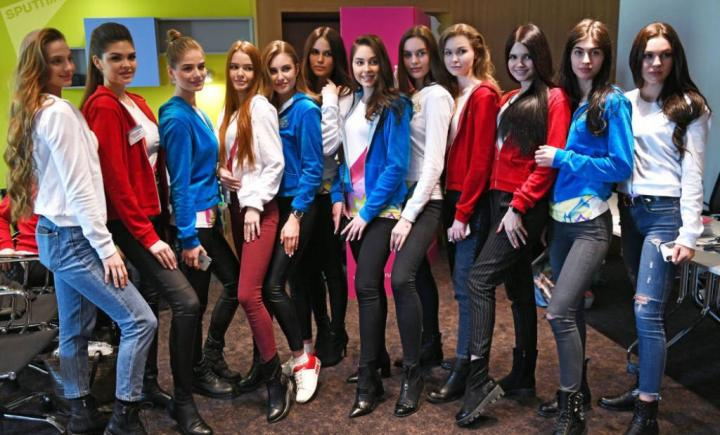 Rusya Güzeli 2019 Yarışması'nın finali, 13 Nisan'da başkent Moskova'daki Barvikha Luxury Village konser salonunda düzenlenecek.
