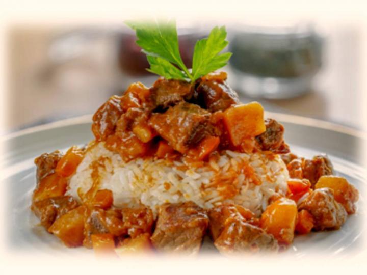Tas Kebabı Sunumu/Servisi