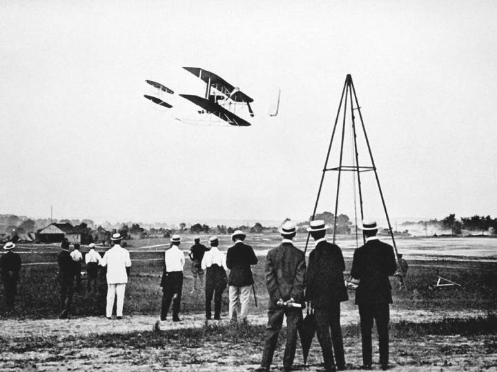 Uçağın İcat Edilmesinde Tarihsel Süreç