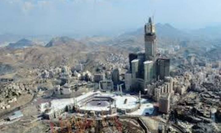Abraj Al Bait Bağış Kompleksi