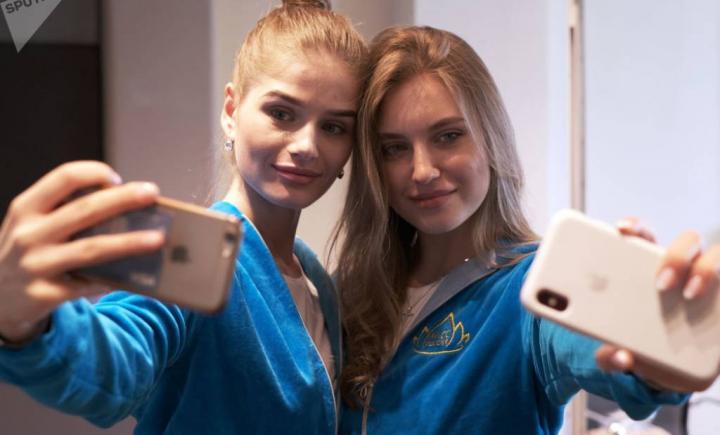 Rusya Güzeli yarışması Kültür Bakanlığı'nın desteğiyle gerçekleşiyor.
