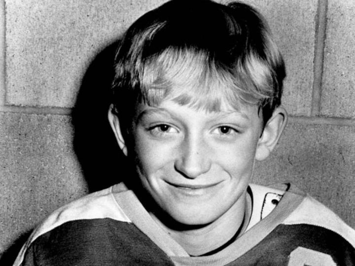 Wayne Gretzky - Hokey Oyuncusu