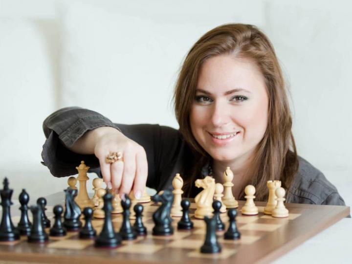 Judit Polgar - Satranç Ustası