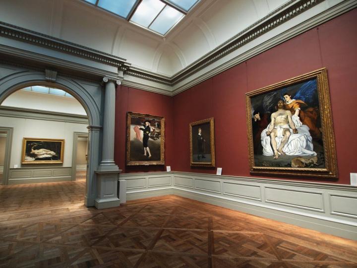 Avrupa Heykel ve Dekoratif Sanatlar Koleksiyonu