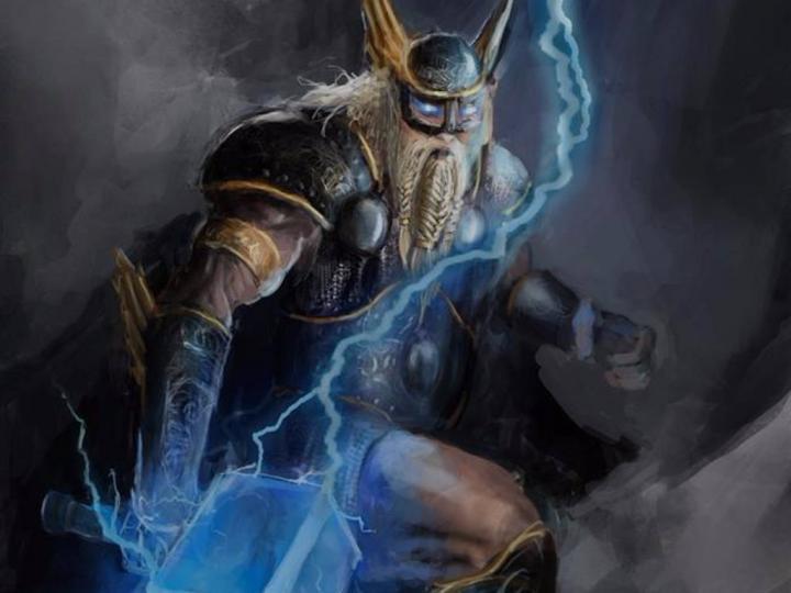 Utgardalokinin Thor'a Verdiği Görevler