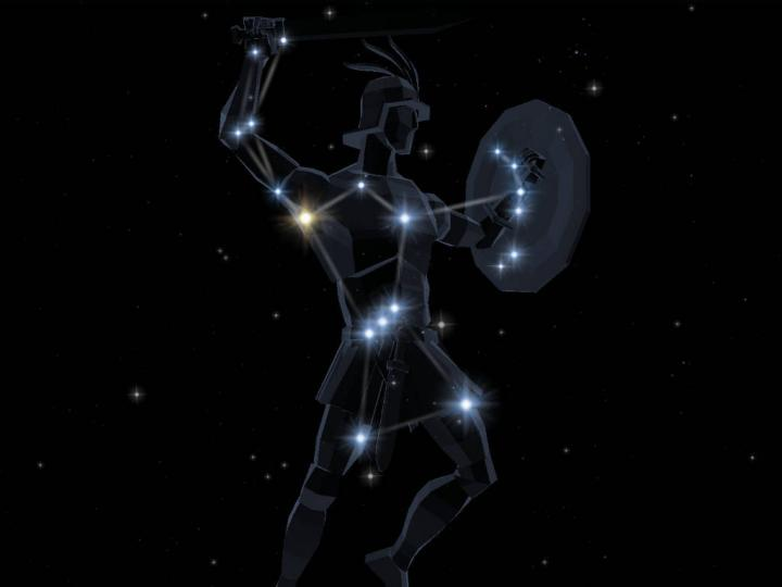 Orion ve Artemis