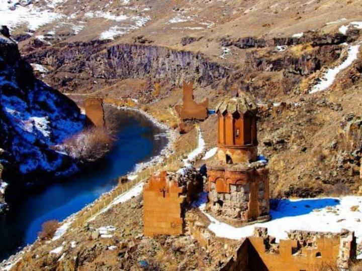 Ani Arkeolojik Alanı (Kars)