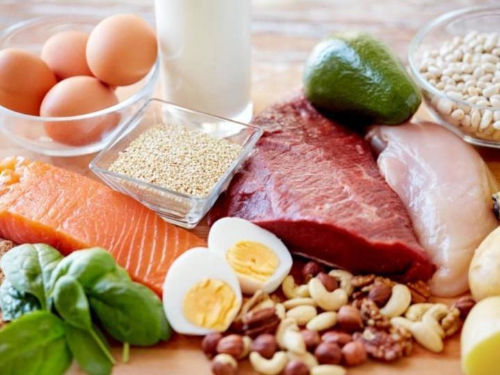 B2 Vitamini İçeren Besinler
