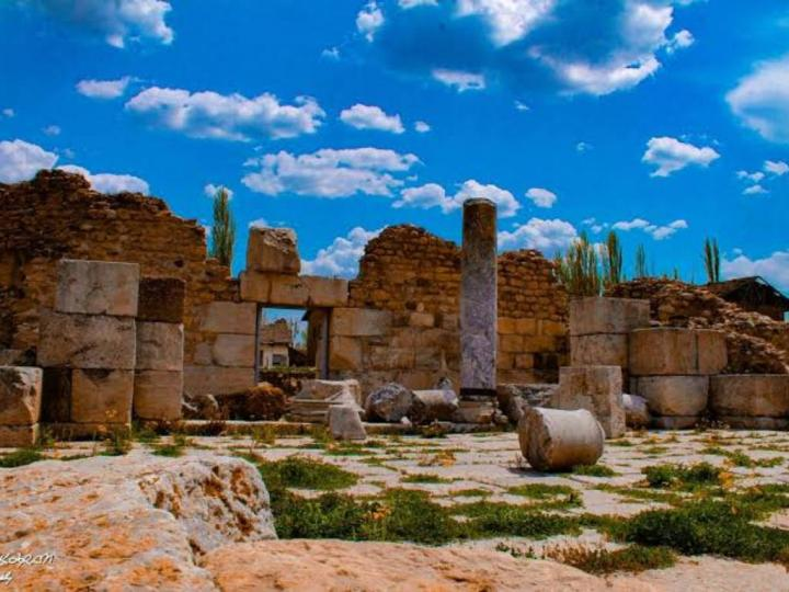 Sebastopolis Antik Kenti