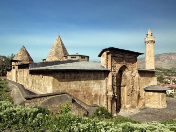 Divriği Ulu Camii ve Darüşşifası(Sivas)