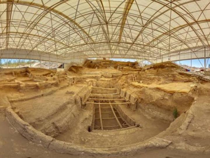 Çatalhöyük Neolitik Alanı (Konya)