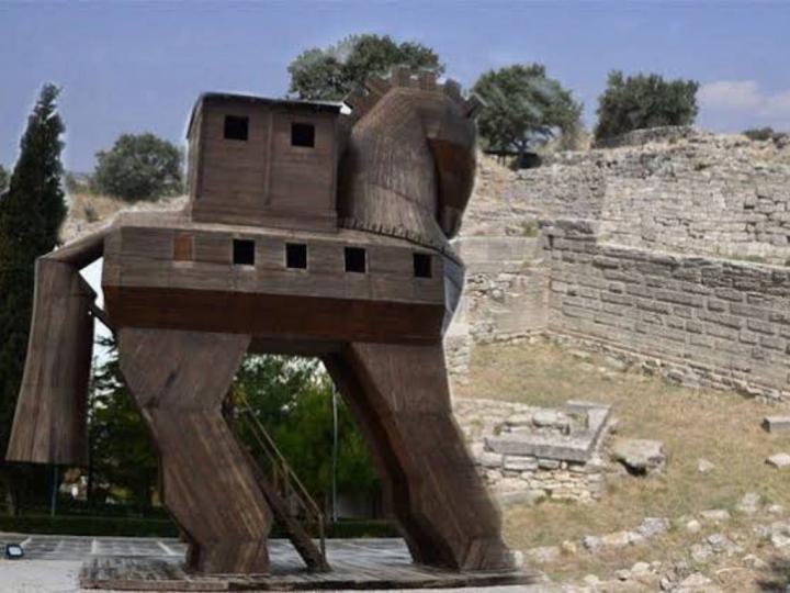 Truva Arkeolojik Alanı (Çanakkale)