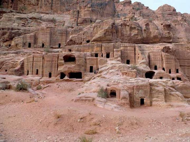 Petra'nın Kayıp Şehri