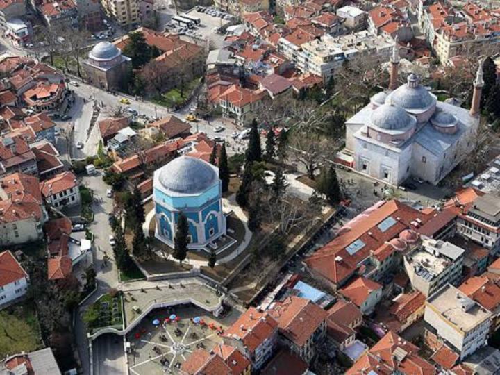 Bursa ve Cumalıkızık: Osmanlı İmparatorluğunun Doğuşu (Bursa)