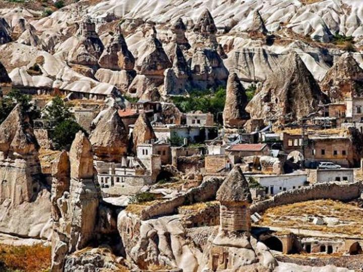 Göreme Milli Parkı ve Kapadokya (Nevşehir)