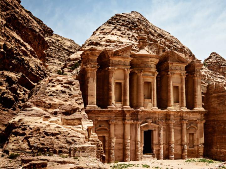 Petra'nın Tarihi