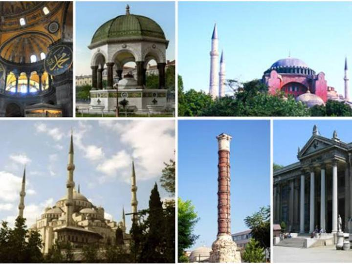İstanbul'un Tarihi Alanları (İstanbul)