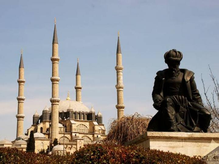 Edirne Selimiye Camii ve Külliyesi (Edirne)
