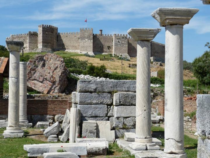 Artemis Tapınağı Mimarisi
