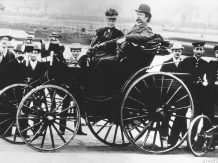 Karl Benz, Daimler ve Henry Ford