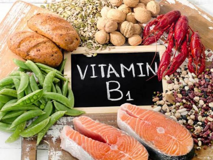 B1 Vitamini İçeren Besinler