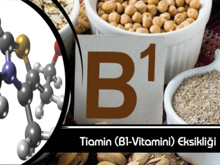 B1 Vitamini Eksikliği Sonucunda Neler Olur?