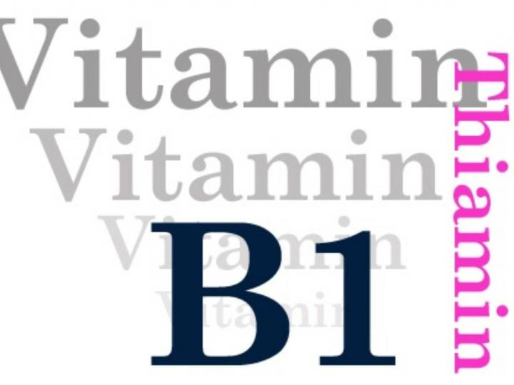 Tıpta Vitamin B1 Kullanımı
