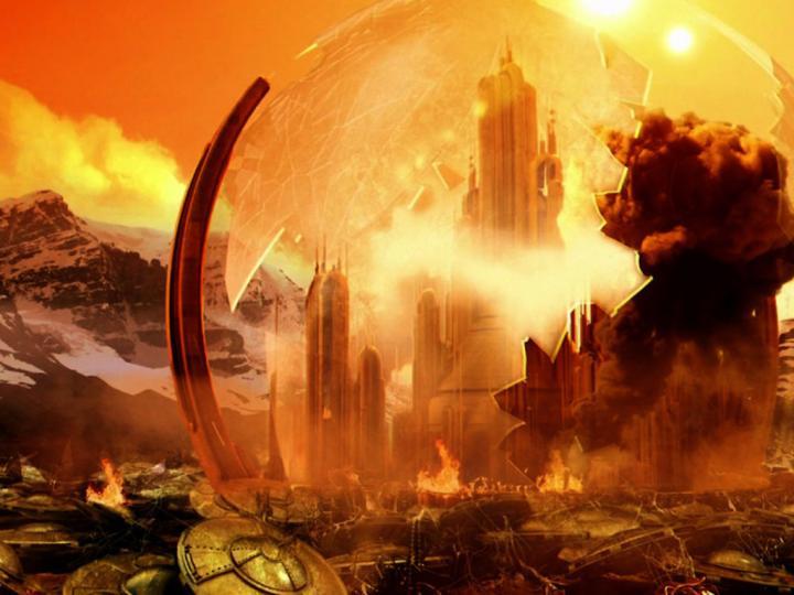 Son Büyük Savaş: Zaman Savaşı